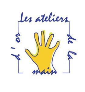 logo les ateliers de la main d'or