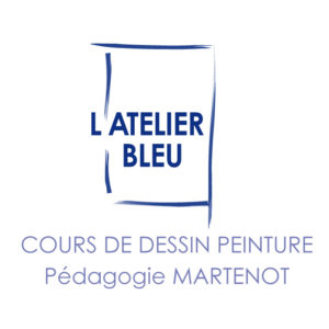 l'Atelier Bleu, cours de dessin peinture Martenot à Colombes